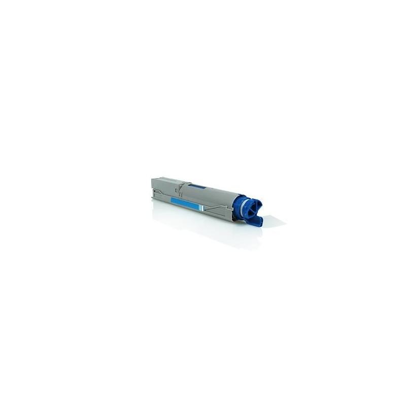 TONER BM OKI COMPATIBLE C3520/C3530/MC350/MC360 CYAN 43459371 2,000 COPIAS